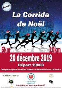 La Corrida de Noël 2019