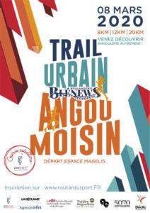 Trail Urbain Angoumoisin