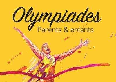 Olympiades parents & enfants